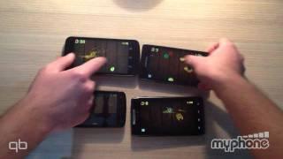 Android 2011 superphones' Battle - Gaming Test [Greek] 3/5 [myPhone.gr]