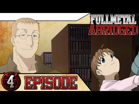 FULLMETAL ABRIDGED: Episode 4- The Inseparation of Alchemy and State - #FMA | Arrogant Dubs