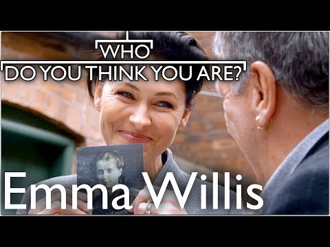 Emma Willis Discovers Horn & Hair Roots | Who Do You Think You Are
