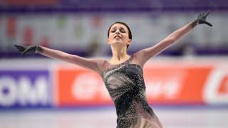 Щербакова покаталась на коньках на Красной площади