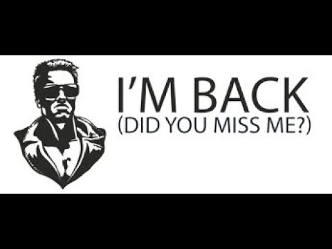 I AM BACK DID YOU MISSED ME? LOL + MORE INTEL