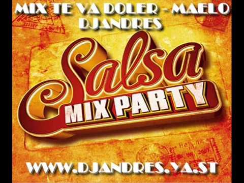 Mix Te Va A Doler Maelo Ruiz - wWw.DJAndresPeru