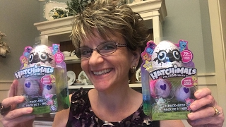 Sunday Afternoon Chat/ Opening more Hatchimals Colleggtibles