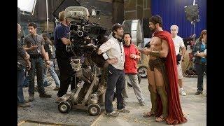 300 - Película (2006) Detrás De Cámaras | Zack Snyder, Gerard Butler, Michael Fassbender