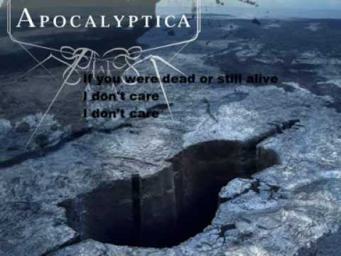 Apocalyptica - I Dont Care ft Adam Gontier Instrumental