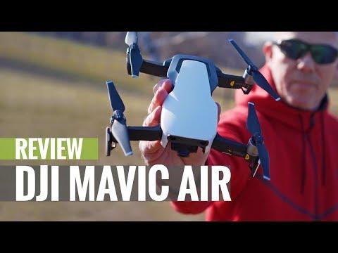 DJI Mavic Air Review - A rookie's perspective - GSMArena com news