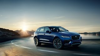 All-New Jaguar F-PACE | LIVE Launch