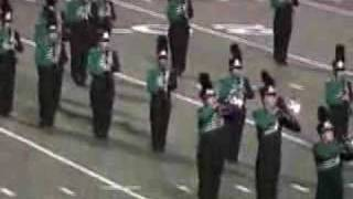 Aaron in the University of North TX Marching Band TWO Thumbnail