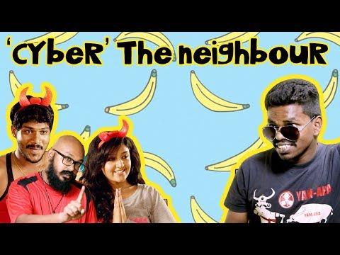 Flat No. 706 Telugu Comedy Web Series Cyber-The Neighbour # 02 Ft.Darling Das | #TheMasalaDosa