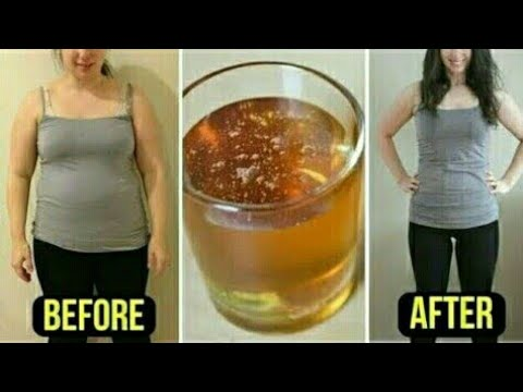 Fast Weight Loss Drink / How to Lose Belly Fat Fast / Home Remedy  – your Health & Beauty