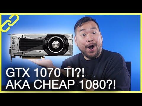 NVIDIA GEFORCE GTX 1070 Ti, Google Buys HTC, The Duke Xbox Controller Comeback