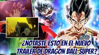 ¿Notaste esto en el Nuevo Trailer de Dragon Ball Super? - Dragon Ball Super