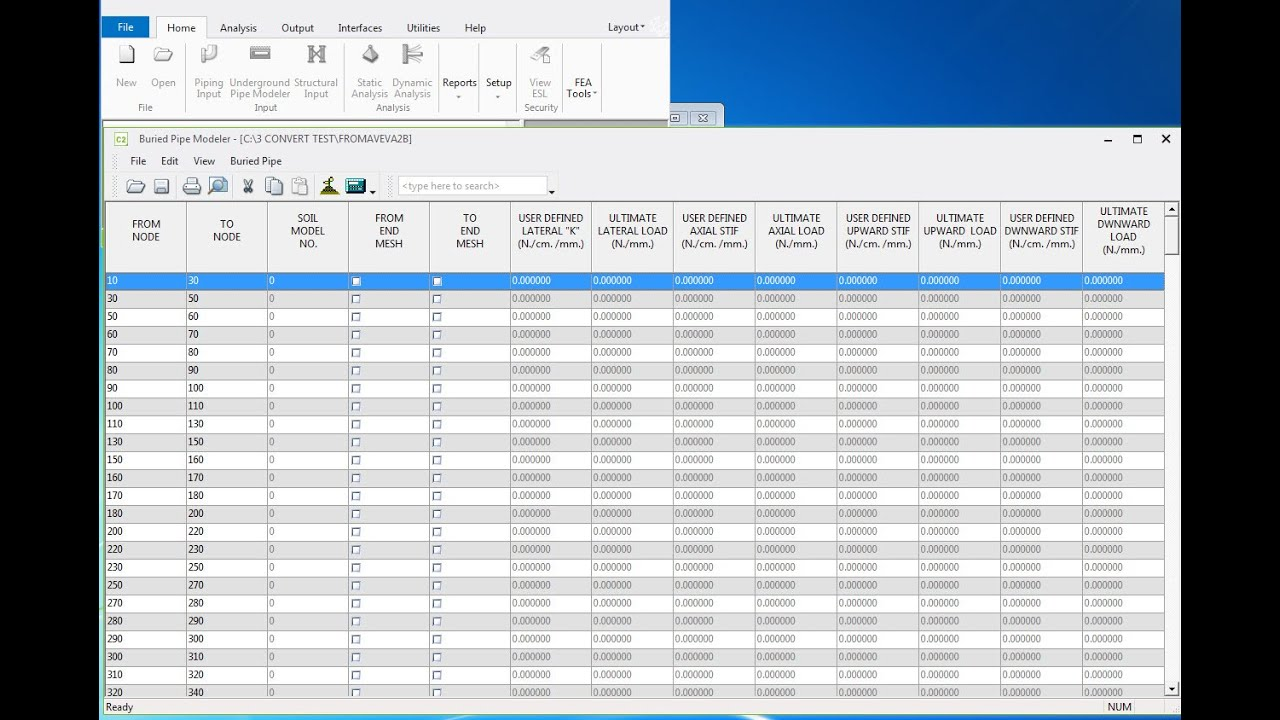 passuite com - Piping and Equipment Analysis & Sizing Suite