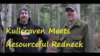 Meeting the founder of Resourceful Redneck, Quality Outdoor Gear