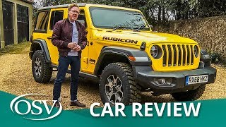 Jeep Wrangler JL Rubicon is it the best 4x4 available in 2019?