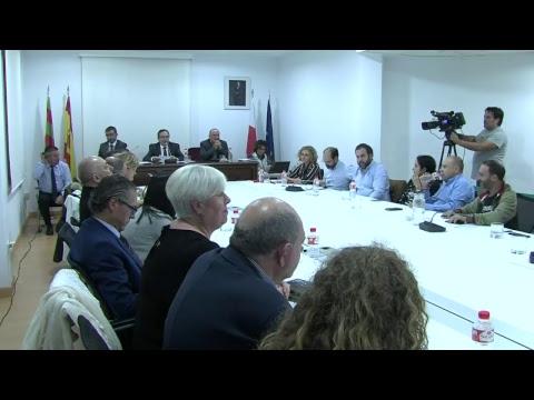 Retransmisión Sesion Plenaria Ayuntamiento de Torrelavega