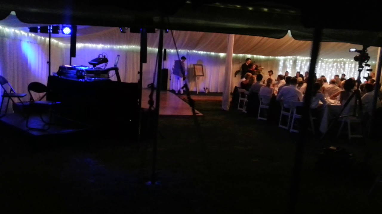 The Wedding Crashers Reception Sches