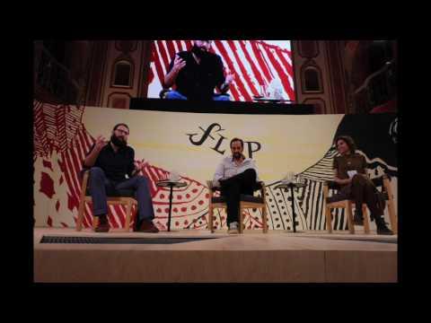 """Flip 2017 - """"Fuks & Fux"""", com Jacques Fux e Julián Fuks"""