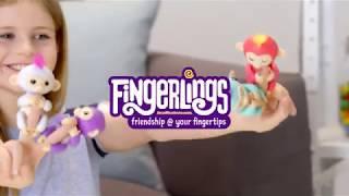Fingerlings - Интерактивная ручная обезьянка