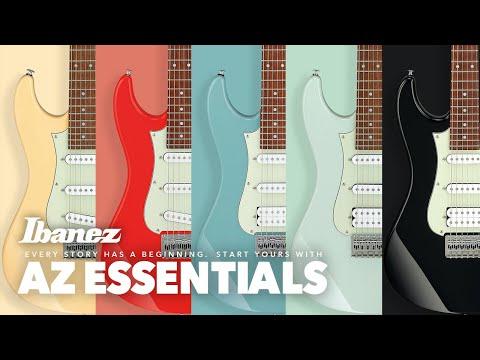 Ibanez AZ Essentials (English Subtitle)