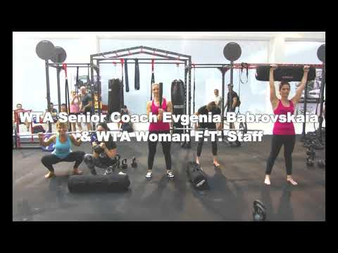 Woman Functional Training® Functional Strength Workout - YouTube