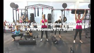 Woman Functional Training® Functional Strength Workout