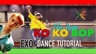 Video Exo Ko Ko Bop Dance Tutorial | Full w Mirror [Charissahoo] download MP3, 3GP, MP4, WEBM, AVI, FLV Oktober 2017