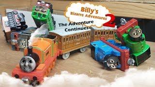 Billy's Bizarre Adventures S1 E2 The Bizarre Adventure Continues (2K Sub Special)