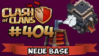 CLASH OF CLANS #404 ★ RH9 NEW BASE - AIR SWEEPER ★ Let's Play COC ★ German Deutsch HD Android IOS