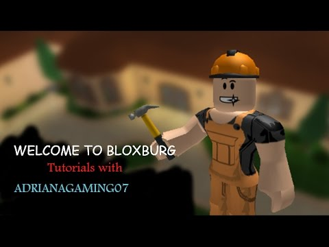 Roblox Welcome To Bloxburg How To Make Stairs Amp 2nd