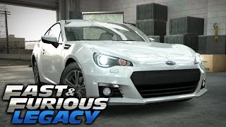 Fast & Furious: Legacy | CUSTOMIZATION & DRIFTING? IT