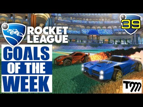 Rocket League - TOP 10 GOALS OF THE WEEK #39 (Rocket League Best Goals) thumbnail
