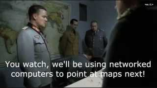 Hitler discovers Microsoft are ending support for Windows XP