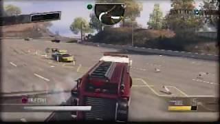 Driver San Francisco: Street Racer Takedown Race