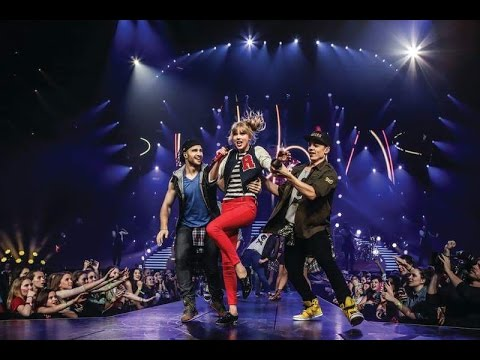 Taylor Swift - The RED Tour DVD Part.3