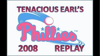 TBL 08PhilsSAdvReplay - G141 - at Mets - Stratomatic Baseball