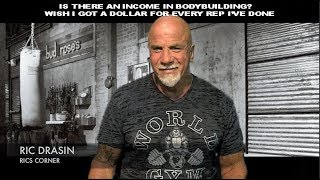 Is There Income in Bodybuilding and Competing?