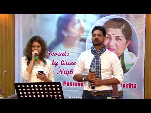 Zihale Muskin Muqan Baranjish by Naina Shetty & Shahid Khan at Jashn Lata Special
