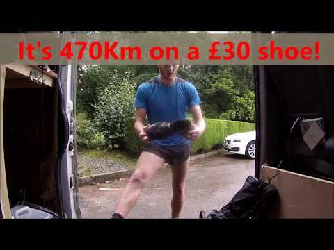Karrimor Trail Run 2 Review (excellent Budget Trail Running Shoe Under £30) Theindienomad.com