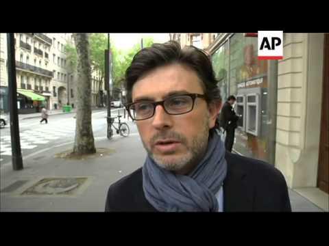 Parisians comment ahead of Sarkozy/Hollande debate