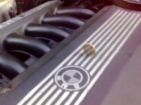 BMW E32 V12 Coin balance