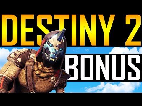 Destiny 2 - PRE-ORDER BONUS?! PC LIMITED EDITION!
