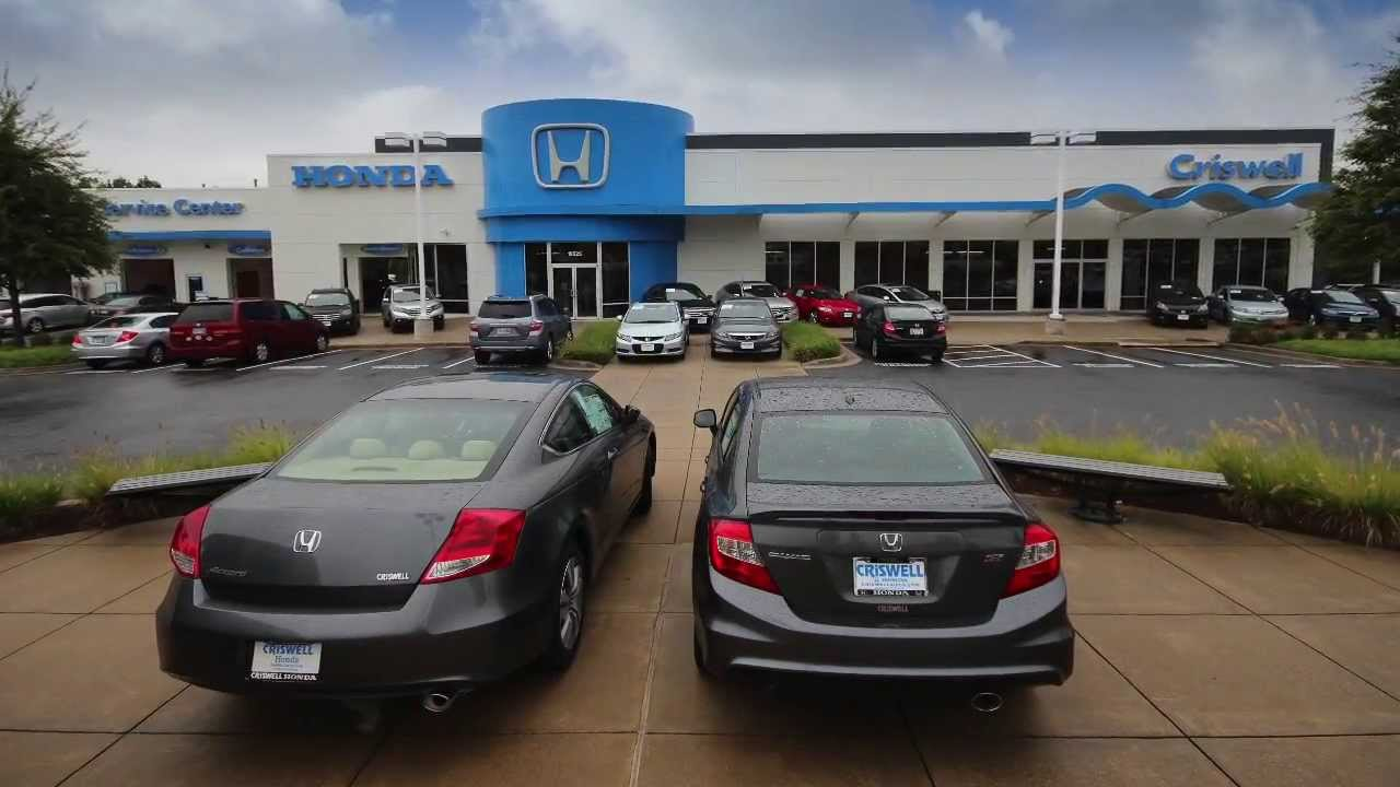 Criswell Honda Germantown Md New And Used Dealership Amenities