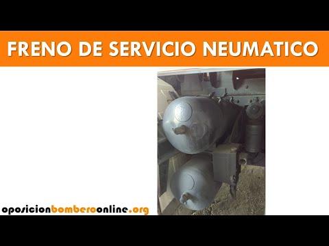FRENO DE SERVICIO NEUMATICO