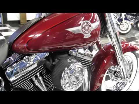 Worlds Finest Harley Davidson Fatboy , 2002 FLSTF