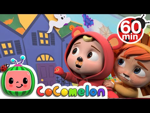 Dress Up Day At School + More Nursery Rhymes & Kids Songs - CoComelon