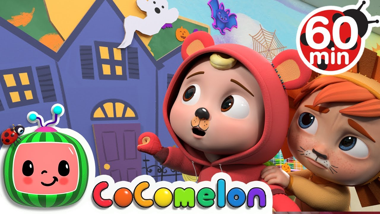 Download Dress Up Day At School + More Nursery Rhymes & Kids Songs - CoComelon
