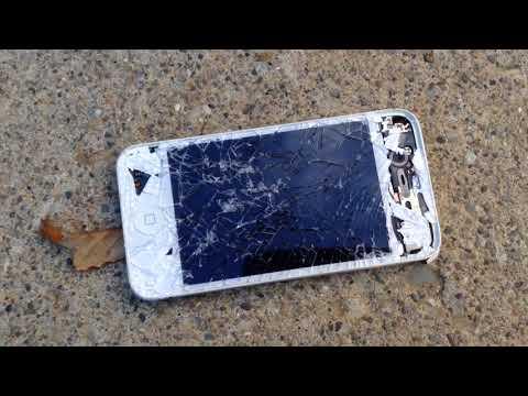 IPHONE 4 DROP TEST!! | w/ Mr.JKLOL
