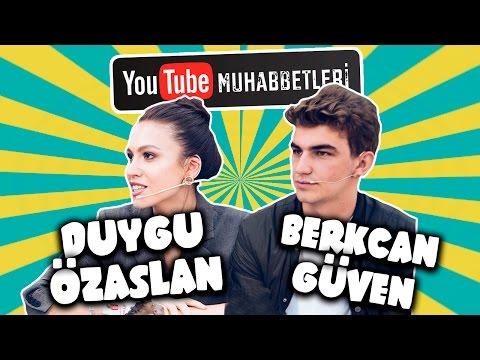 DUYGU ÖZASLAN & BERKCAN GÜVEN - YouTube Muhabbetleri #32