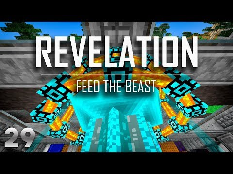 FTB Revelation EP29 Draconium Mining + Energy Core Upgrade